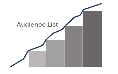 audience-list-growing